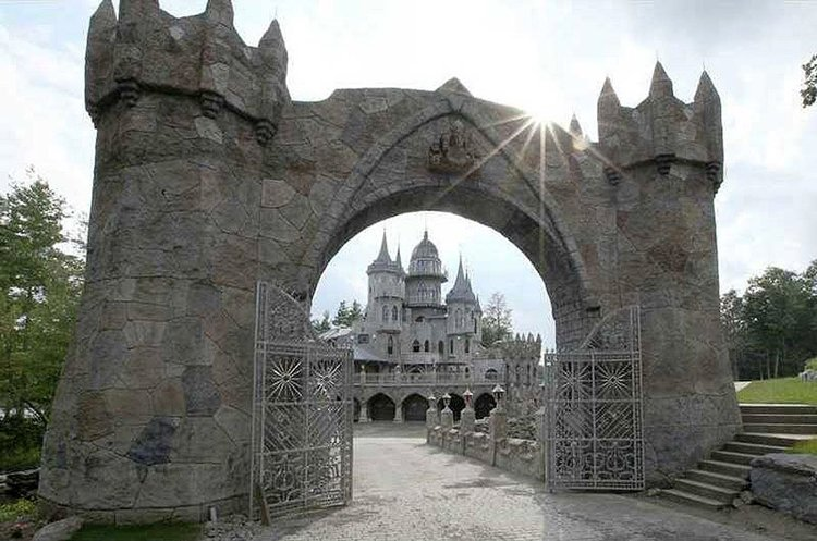 This Creepy But Beautiful Gothic Castle Is For Sale And