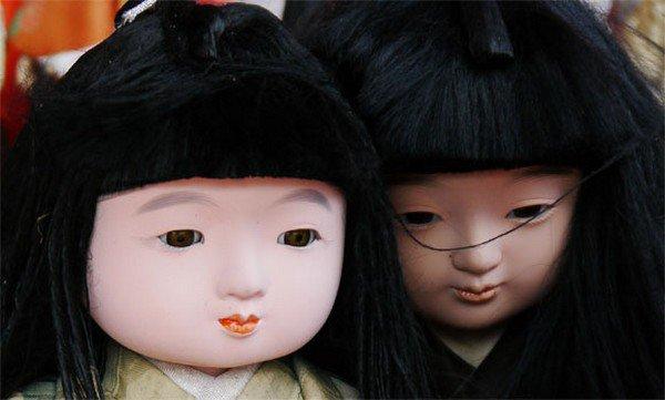pair dolls