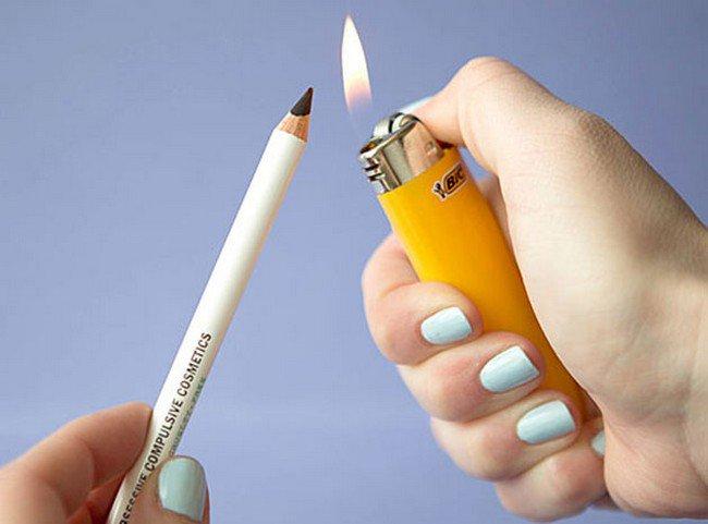 pencil lighter
