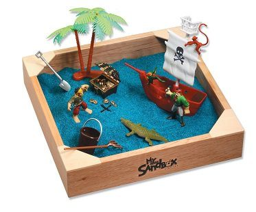 pirates sandbox