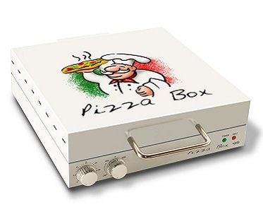 pizza box oven cooker
