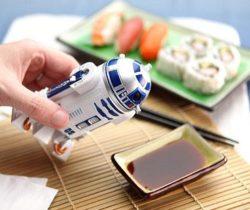 r2-d2 soy sauce holder