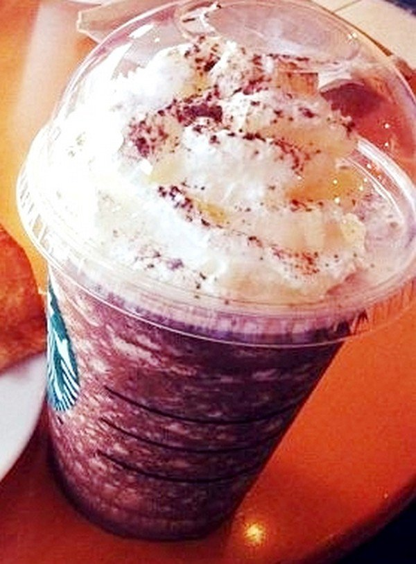 Red Velvet Cake Creme Frappuccino Recipe