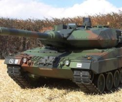 remote control tank camouflage