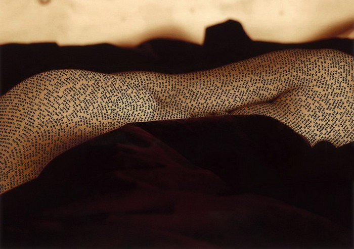 ronit bigal calligraphy body