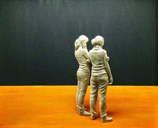 sculpture women
