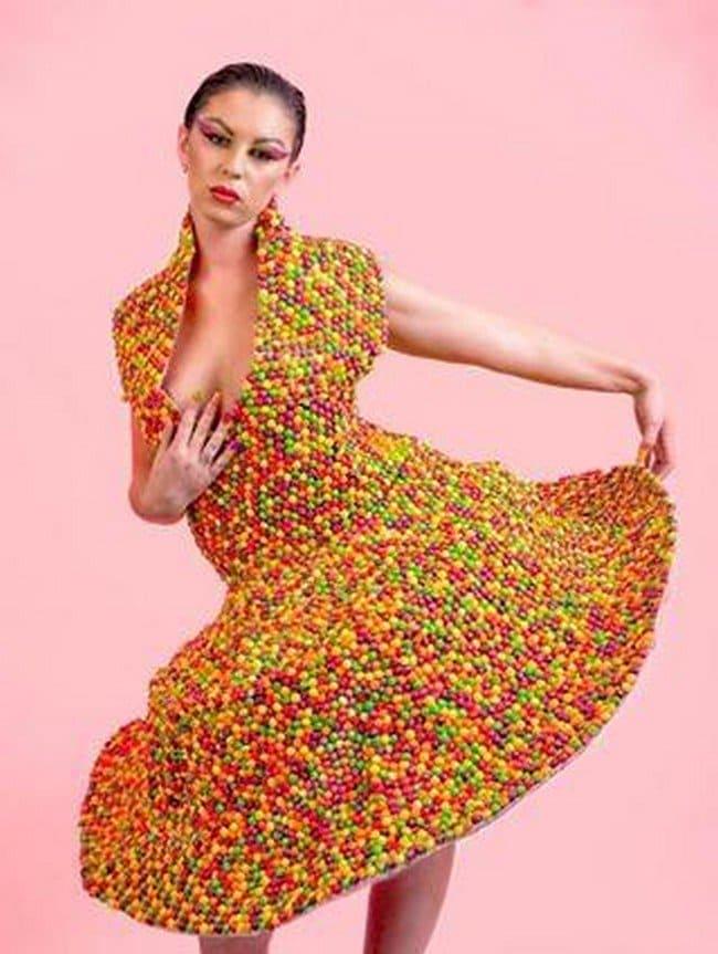 skittles dress angled