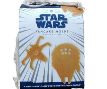 star wars vehicle pancake mold pack