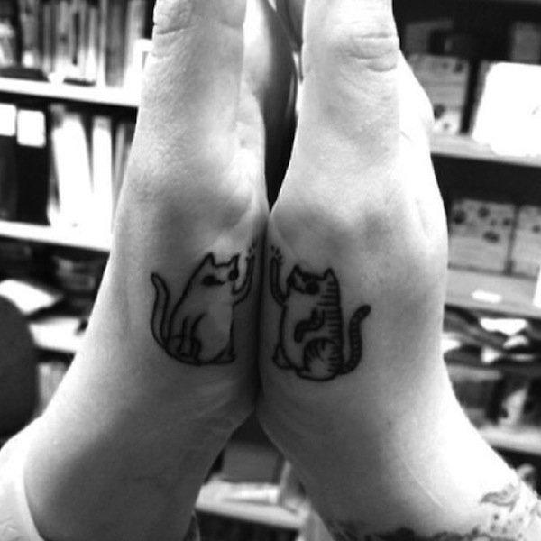 tattoo-cats