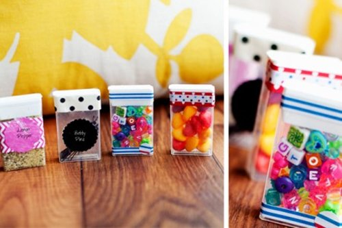 12 Creative Ways To Reuse Tic Tac Containers You Never