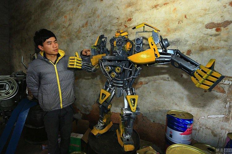 transformer-mini