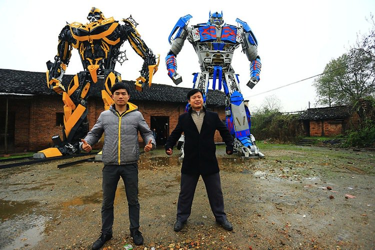 transformers-father