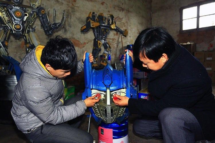 transformers-head