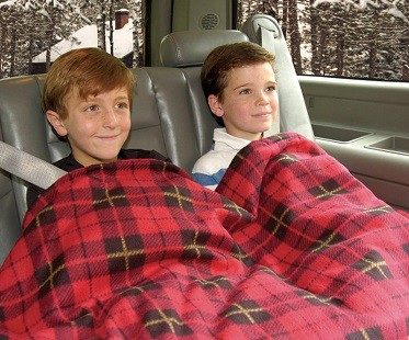travel electric blanket