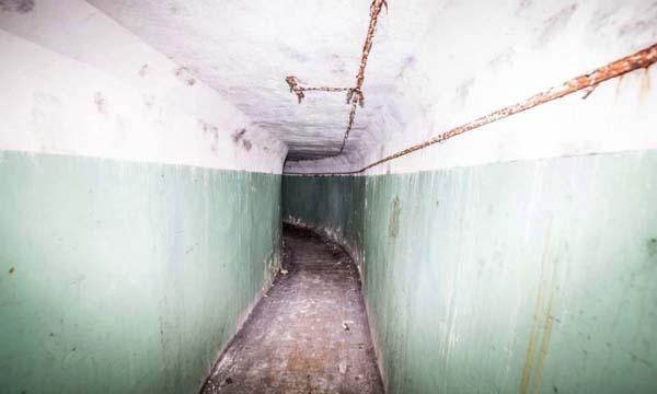 twist tunnel