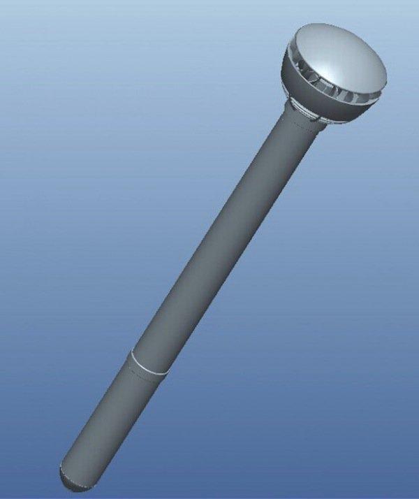 umbrella-stalk