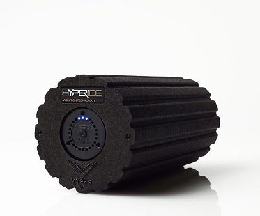 vibrating foam roller hyper ice