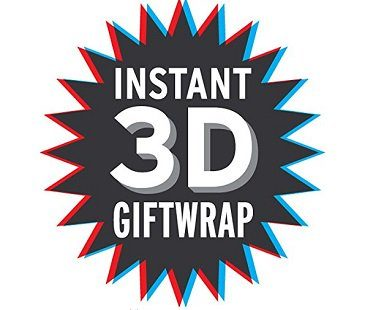 3d wrapping paper pack 3d