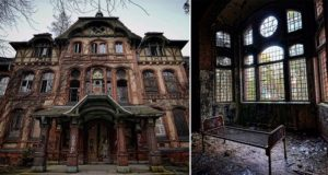 Abandoned Military Hospital Beeltiz Heilstatten