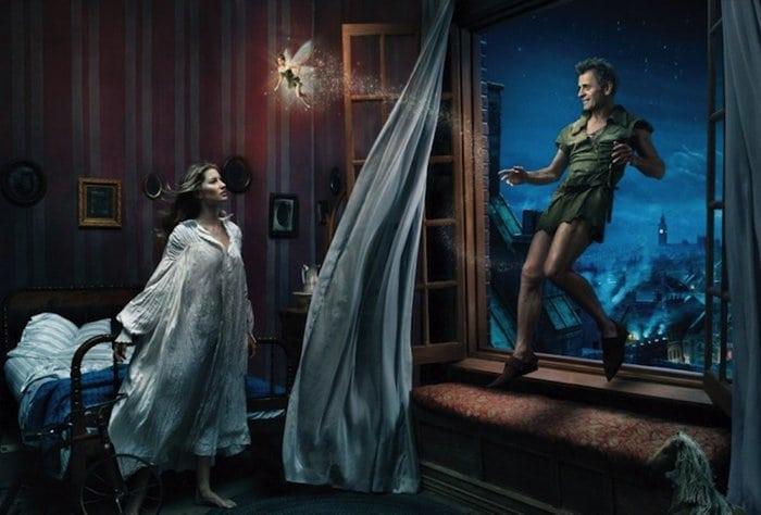 Annie-Leibovitz-disney-dream-peter-pan