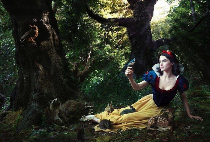 Annie-Leibovitz-disney-dream-show-white-rachel