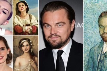 Artist Merges Celebrity Photos With Classic Paintings