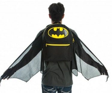 Batman Costume Backpack