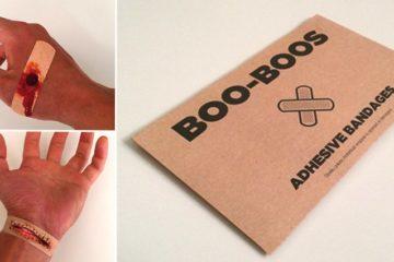Booboo Bandaids Wounds Look Worse