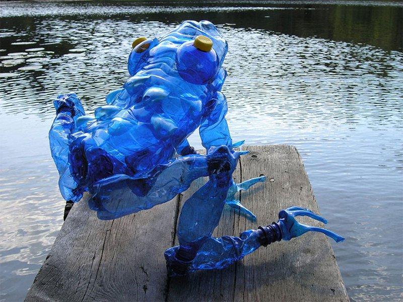 Bottle Frog