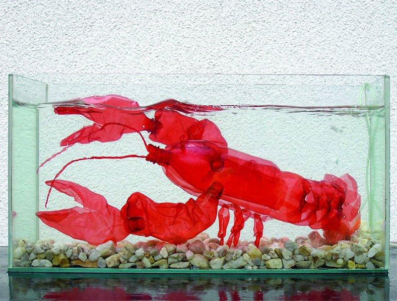 Bottle Lobster
