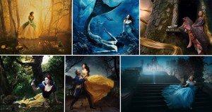 Celebrity Disney Dream Portraits