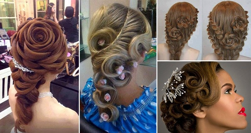 15 creative and beautiful hairstyles fit for a disney princess urmus Gallery