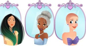 Disney Princesses Iconic Haircuts