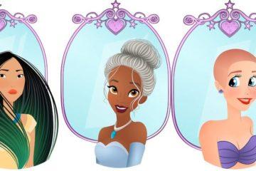 Disney Princesses Iconic Haircuts