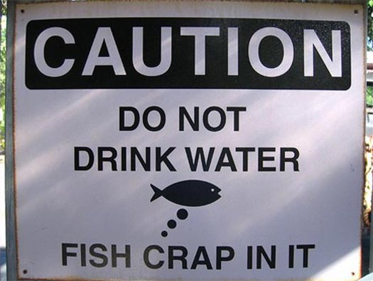Do Not Drink Water