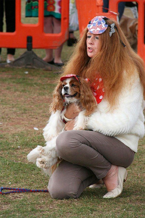 Dog Matching Hair