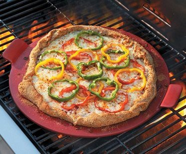 Flameproof Pizza Stone