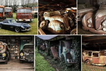 grandfathers car collection france Baillon Collection