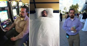 Guy Wins Vacation Without Wife