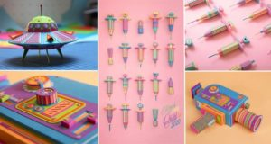 Handcrafted Paper Items