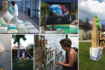 Ideas For Backyards