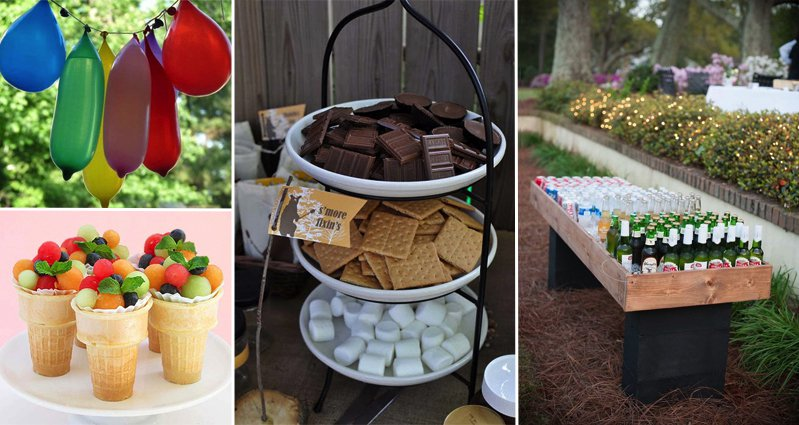 Great Ideas For Garden Party Gallery