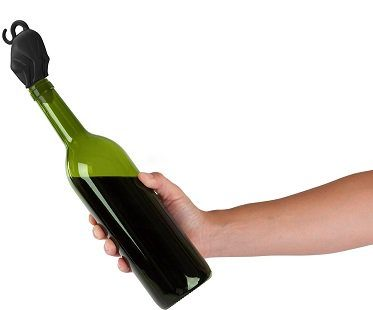 Kitty Wine Bottle Stopper cat