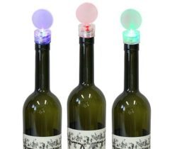 LED Wine Bottle Stoppers
