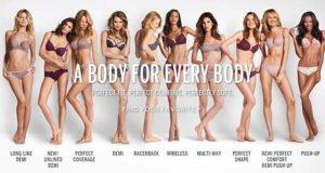 Lingerie Company Copies Victorias Secret Ad