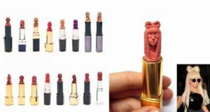 Lipstick Carvings
