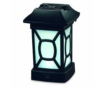 Mosquito Repellent Lantern black