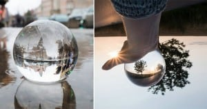 Pawel Gulewicz photos through a Crystal Ball