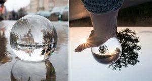 Pawel Gulewicz photos through a Crystal Ball