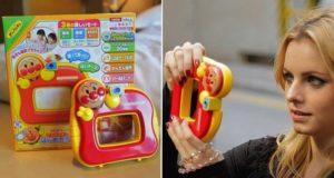 Photographer Uses Kids Digital Camera